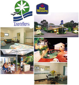 Travellers Motor Village - Grafton Accommodation