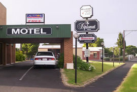 The Diplomat Motel - Grafton Accommodation