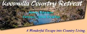 Koomulla Country Retreat - Grafton Accommodation