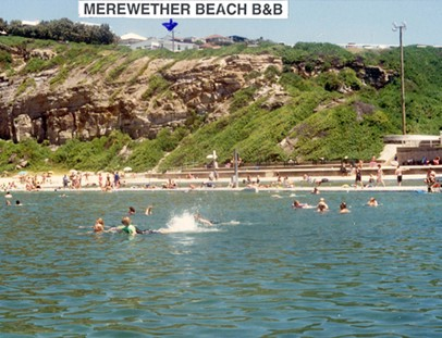 Merewether Beach B And B - Grafton Accommodation
