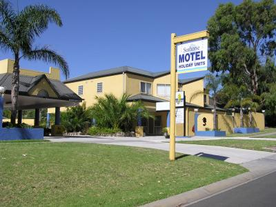 Seahorse Motel - Grafton Accommodation