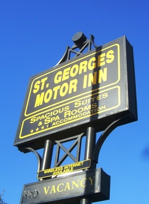 St Georges Motor Inn - Grafton Accommodation