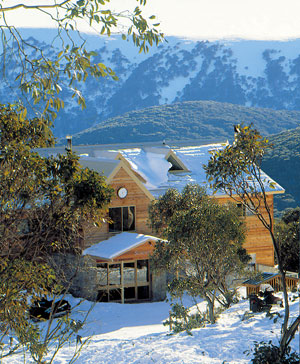 Summit Ridge Alpine Lodge - Grafton Accommodation