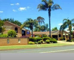 Jacaranda Place Motor Inn - Grafton Accommodation