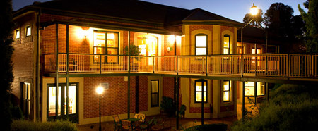 Clare Country Club - Grafton Accommodation