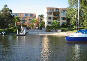 Sun Lagoon Resort - Grafton Accommodation