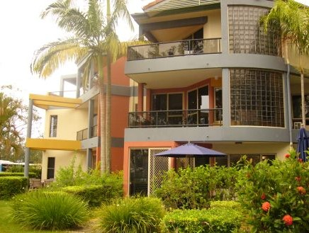 Como Noosa - Grafton Accommodation