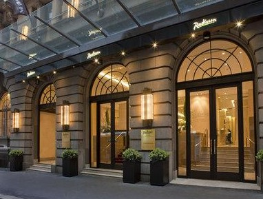 Radisson Plaza Hotel Sydney - Grafton Accommodation