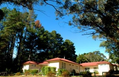 Blackheath Caravan Park - Grafton Accommodation