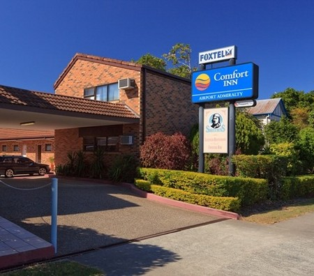 Airport Admiralty Motel - Grafton Accommodation