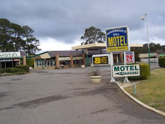 Governors Hill Motel - Grafton Accommodation