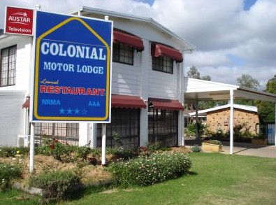 Colonial Motor Lodge - Grafton Accommodation