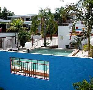 Caloundra Suncourt Motel - Grafton Accommodation