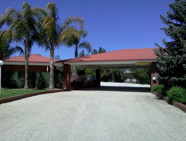 Golden Chain Border Gateway Motel - Grafton Accommodation
