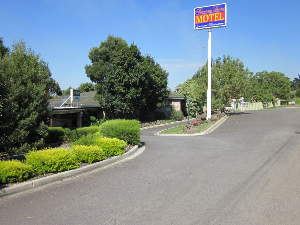 Farnham Court Motel - Grafton Accommodation