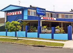 City Centre Motel - Grafton Accommodation