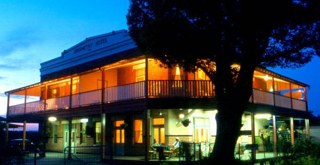 Abernethy Guesthouse - Grafton Accommodation