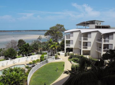 Moorings Beach Resort - Grafton Accommodation