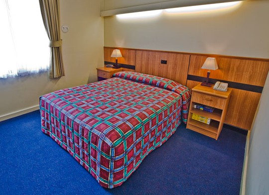 Comfort Hotel Perth City - Grafton Accommodation