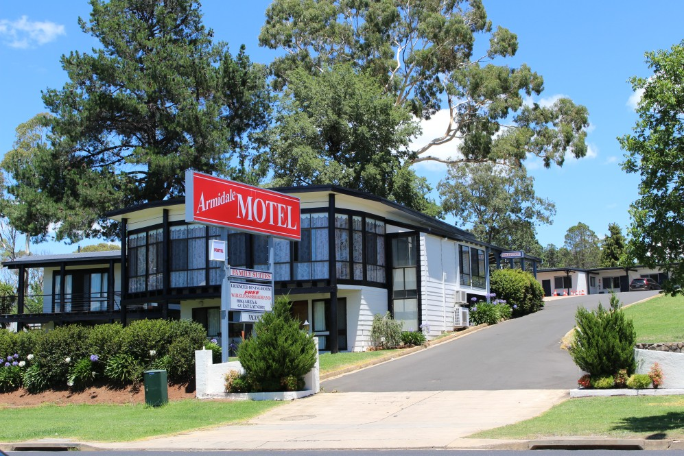 Armidale Motel - Grafton Accommodation