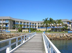 Mariners On The Waterfront - Grafton Accommodation