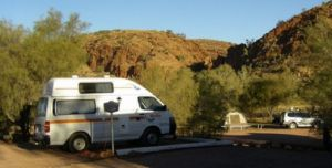 Glen Helen Resort - Grafton Accommodation