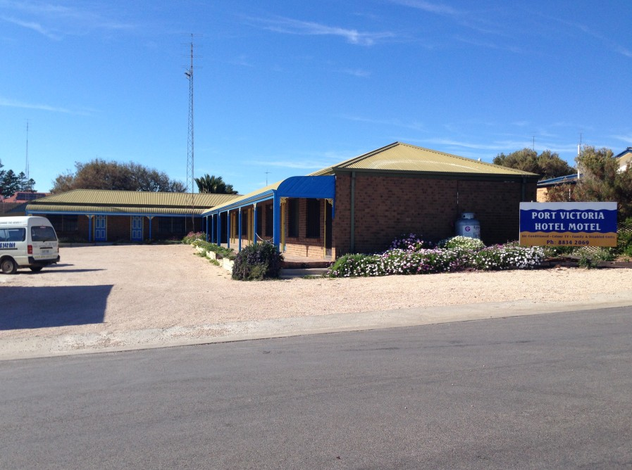 Port Victoria Hotel Motel - Grafton Accommodation