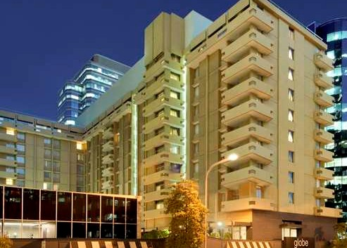 Parmelia Hilton - Grafton Accommodation