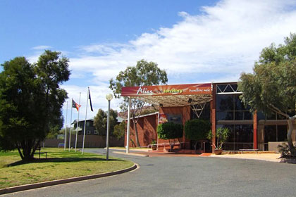 Alice In The Territory - Grafton Accommodation