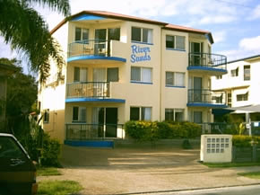 River Sands Holiday Apartments - Grafton Accommodation