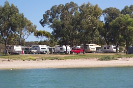 Streaky Bay Foreshore Tourist Park - Grafton Accommodation