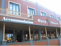 Harp Deluxe Hotel - Grafton Accommodation