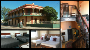Pampas Motel - Grafton Accommodation