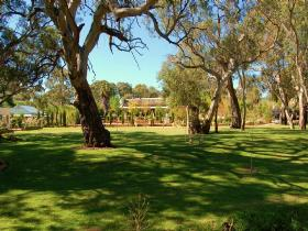 Jacobs Creek Retreat at Moorooroo Park - Grafton Accommodation