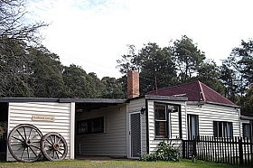 Glenbrook House and Cottage - Grafton Accommodation