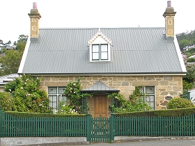 Crescentfield Cottage - Grafton Accommodation