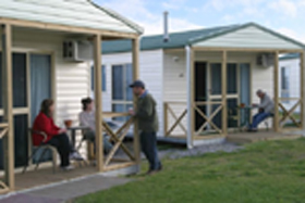 Discovery Holiday Parks Devonport Cosy Cabins - Grafton Accommodation