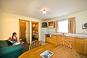 Leisureville Caravan Park - Grafton Accommodation