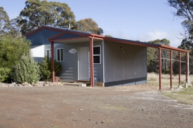 Highland Cabins and Cottages at Bronte Park - Grafton Accommodation