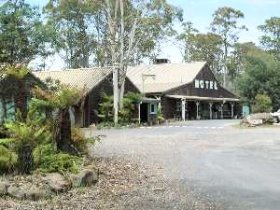 Derwent Bridge Wilderness Hotel - Grafton Accommodation