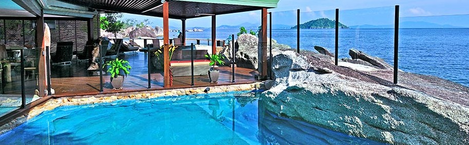 East Bedarra Island Retreat - Grafton Accommodation