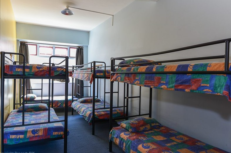 Hobart's Accommodation and Hostel