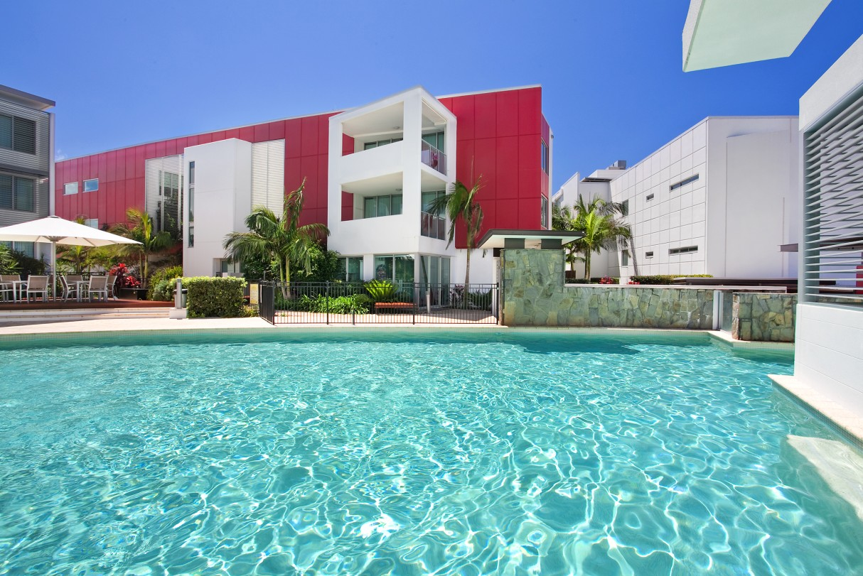 Element on Coolum Beach - Grafton Accommodation