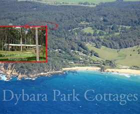 Dybara Park Holiday Cottages - Grafton Accommodation