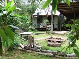 Ride On Mary Bush Cabin Adventure Stay - Grafton Accommodation