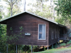 Crystal Waters Eco Park - Grafton Accommodation