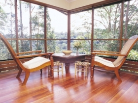 Lyola Pavilions in the Forest - Grafton Accommodation