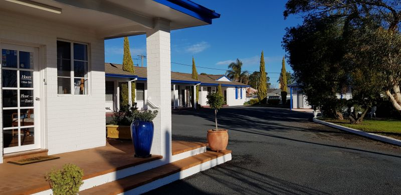 Colonial Motel - Grafton Accommodation