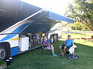 Grafton Greyhound Racing Club Caravan Park - Grafton Accommodation