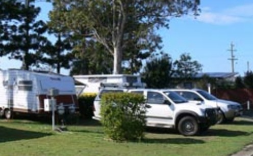 Browns Caravan Park - Grafton Accommodation
